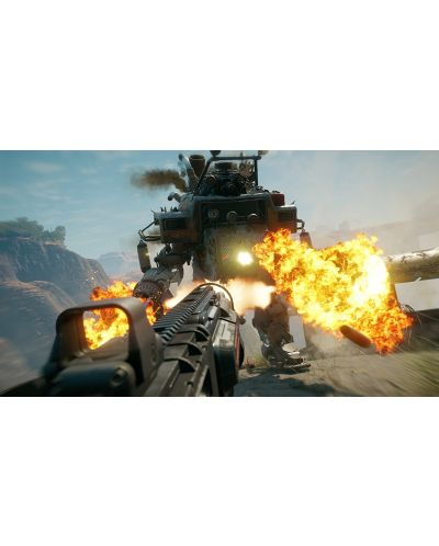Rage 2 Wingstick Deluxe Edition (PS4) - 10