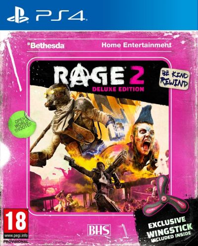 Rage 2 Wingstick Deluxe Edition (PS4) - 1