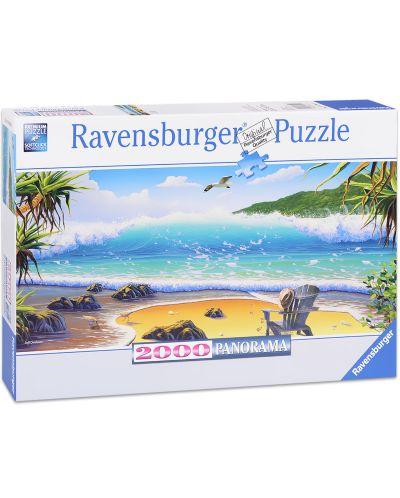 Панорамен пъзел Ravensburger от 2000 части - Отхвърлен - 1