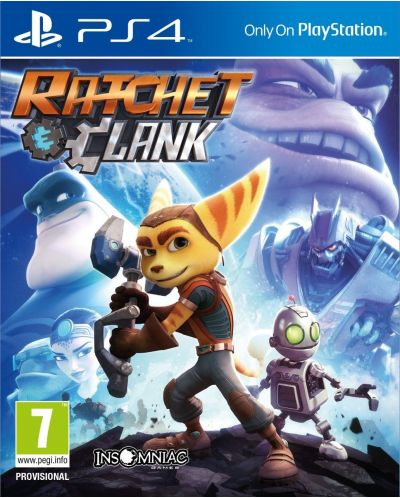 Игра RATCHET&CLANK PS4