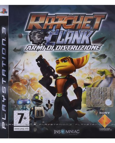 Ratchet and Clank: Tools of Destruction (PS3) - 4