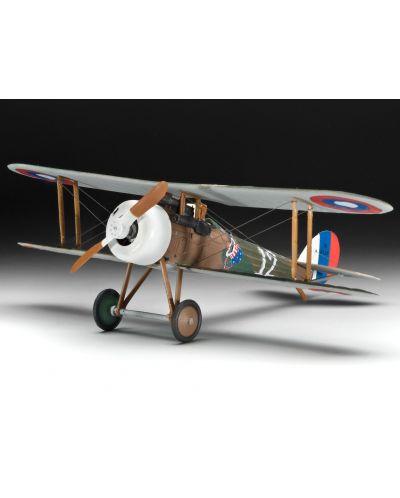 Сглобяем модел на военен самолет Revell - Nieuport N.28 C-1 (04189) - 4