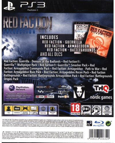 Red Faction Collection (PS3) - 4