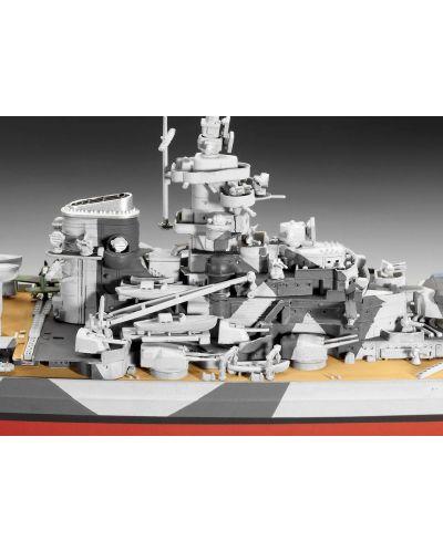 Сглобяем модел на военен кораб Revell - Battleship TIRPITZ (05099) - 2