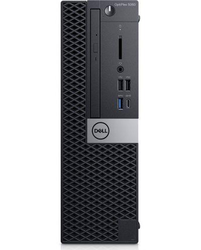 Настолен компютър Dell OptiPlex 7070 MT, черен - 1