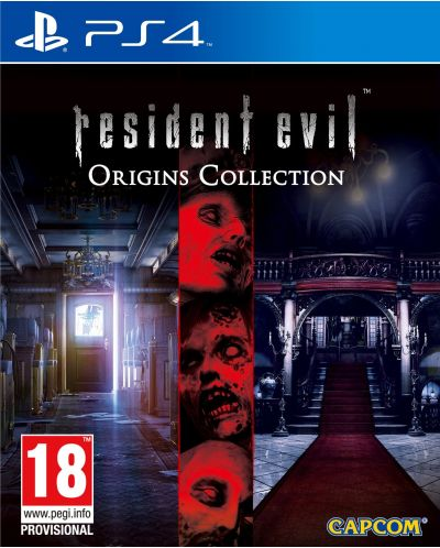 Resident Evil Origins Collection (PS4) - 1