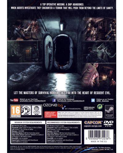Resident Evil: Revelations (PC) - 3