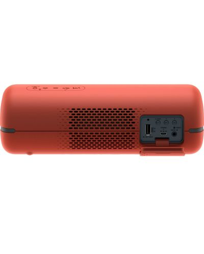 Мини колонка Sony - SRS-XB32, червена - 6