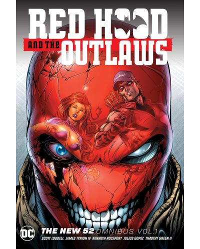 Red Hood and the Outlaws The New 52 Omnibus Vol. 1 - 1