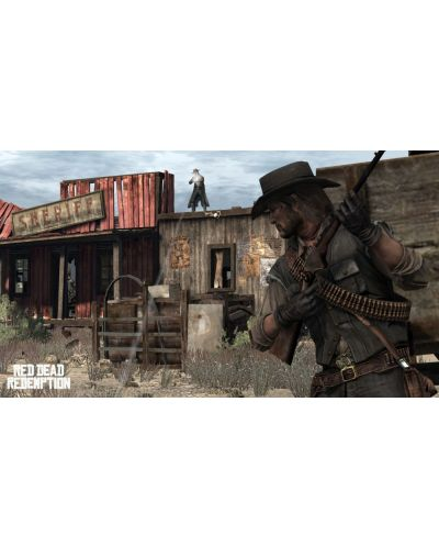 Red Dead Redemption GOTY - Essentials (PS3) - 9