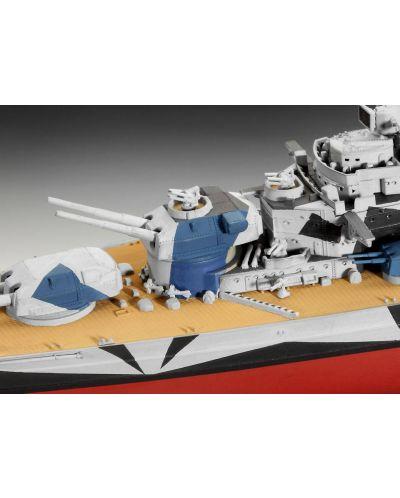 Сглобяем модел на военен кораб Revell - Battleship TIRPITZ (05099) - 3
