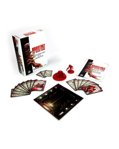 Разширение за Resident Evil 2 The Board Game - Malformations of G - 2