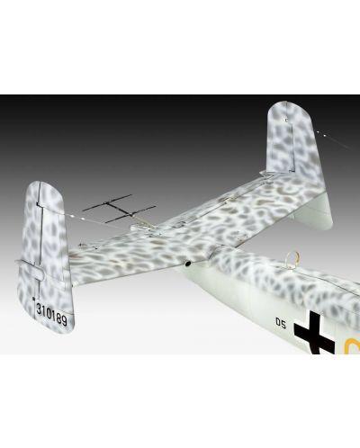 Сглобяем модел на военен самолет Revell Heinkel - He219 A-7/A-5/A-2 late UHU (04666) - 6