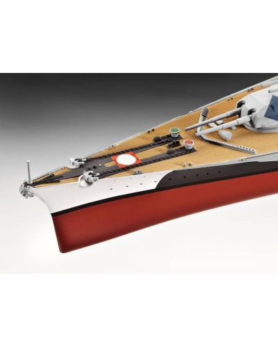Сглобяем модел на военен кораб Revell - Battleship TIRPITZ (05099) - 5