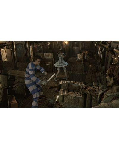 Resident Evil Origins Collection (PS4) - 12