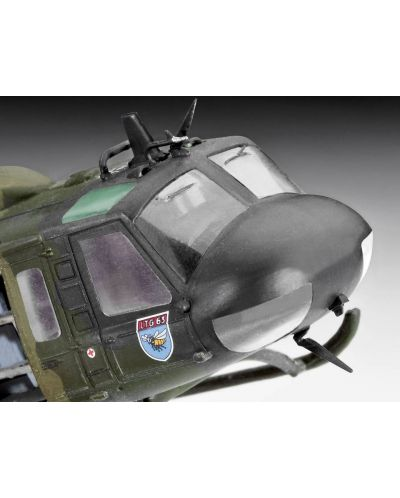 Сглобяем модел на хеликоптер Revell - Bell UH-1D SAR (04444) - 4