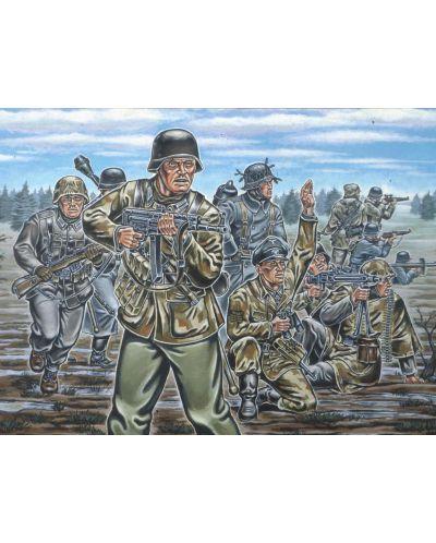 Фигури Revell - German Infantry Ardens WW II (02502) - 1
