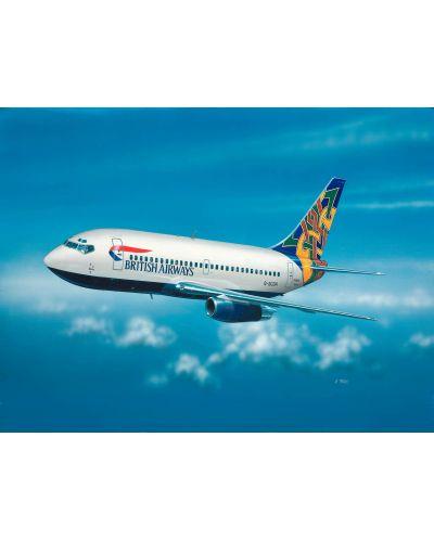 Сглобяем модел на самолет Revell - Boeing 737-200 (04232) - 2