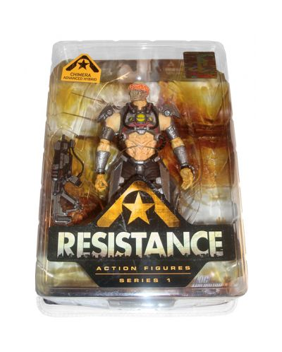 Resistance Series 1 Action Figure - Chimera Advanced Hybrid 18 cm - 2