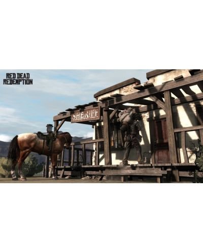 Red Dead Redemption GOTY - Essentials (PS3) - 11
