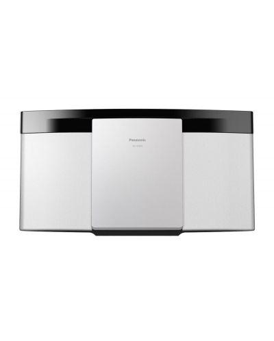 Аудио система Panasonic - SC-HC200EG-W, бяла - 1