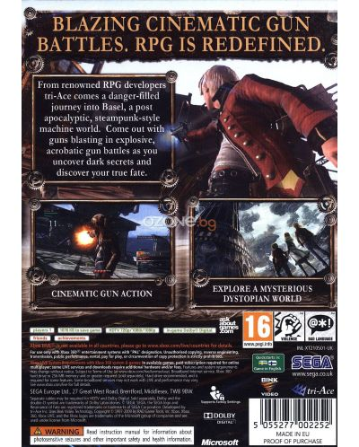 Resonance of Fate (Xbox 360) - 3