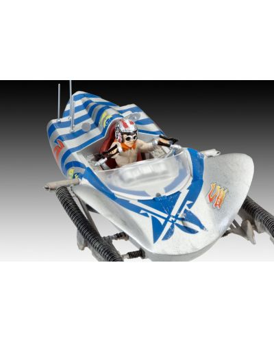 Сглобяем модел на космически кораб Revell Easykit STAR WARS - Anakin's Podracer (Episode 1) (06678) - 8