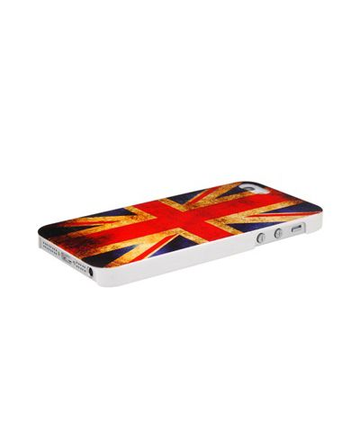 Retro Style Faceplate UK за iPhone 5 - 2