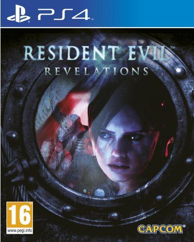 Resident Evil: Revelations (PS4) - 1