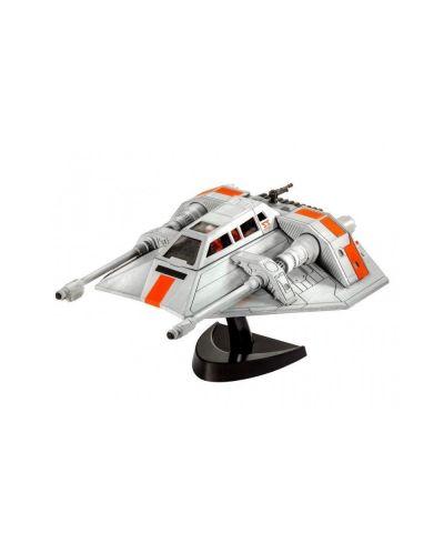 Сглобяем модел Revell - Snowspeeder - 1