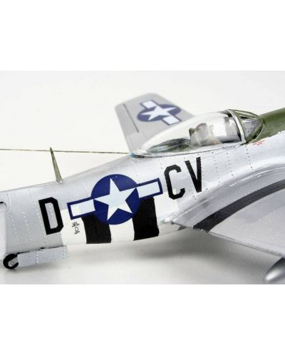 Сглобяем модел на военен самолет Revell - P-51D Mustang (04148) - 4