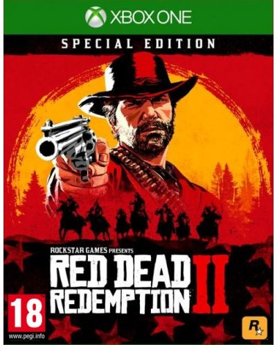 Red Dead Redemption 2 Special Edition (Xbox One) - 1