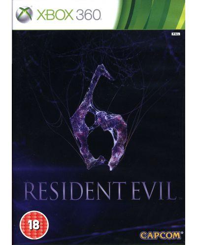 Resident Evil 6 (Xbox 360) - 1