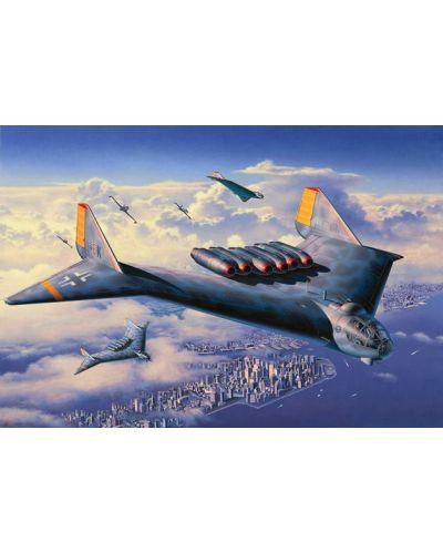 Сглобяем модел на военен самолет Revell - Arado Ar555 (04367) - 3