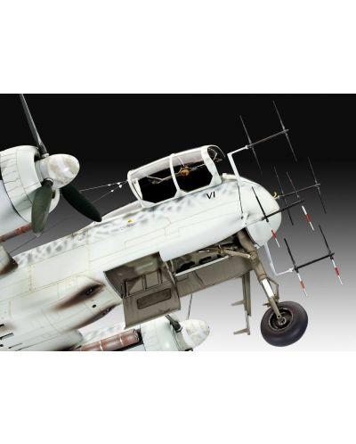 Сглобяем модел на военен самолет Revell Heinkel - He219 A-7/A-5/A-2 late UHU (04666) - 2