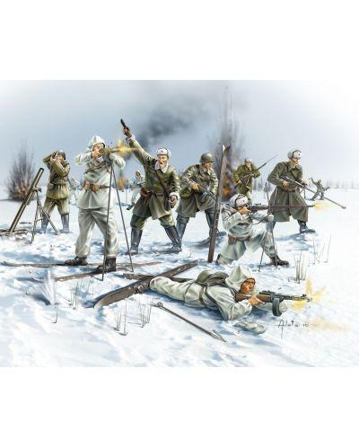 Фигури Revell - Siberian Riflemen WWII (02516) - 2