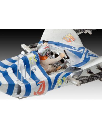 Сглобяем модел на космически кораб Revell Easykit STAR WARS - Anakin's Podracer (Episode 1) (06678) - 5