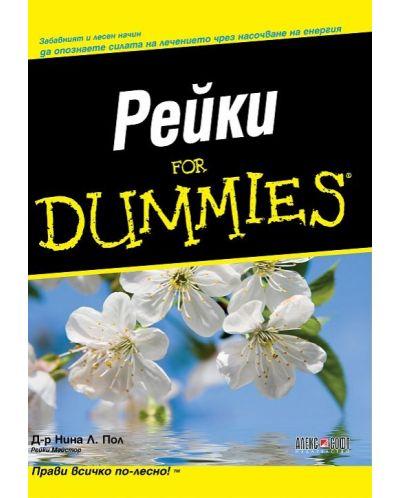 Рейки For Dummies - 1