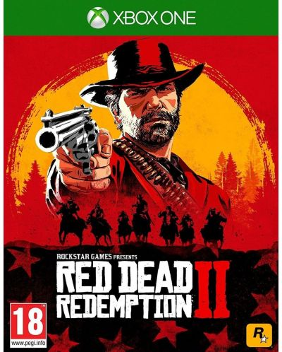 Red Dead Redemption 2 (Xbox One) - 1