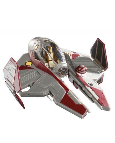 Сглобяем модел Revell - Obi Wan's Jedi Starfighter - 1