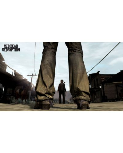 Red Dead Redemption GOTY - Essentials (PS3) - 8