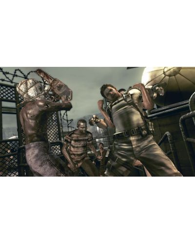 Resident Evil 5 (PS4) - 9