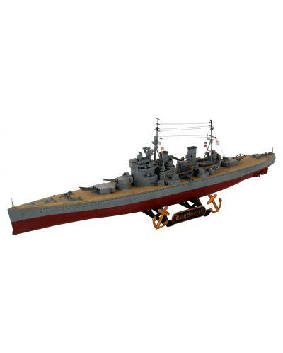 Сглобяем модел на кораб Revell - H.M.S. King George V (05016) - 2