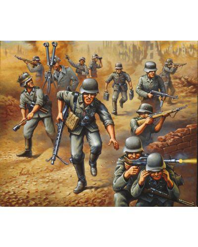 Фигури Revell - German Tankgrenadiers WW II (02511) - 2