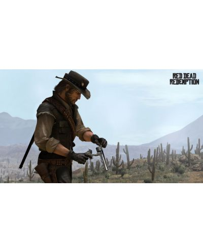 Red Dead Redemption GOTY - Essentials (PS3) - 16