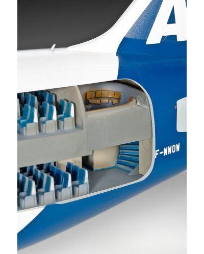Сглобяем модел на самолет Revell - Airbus A380 & Interior (04259) - 7