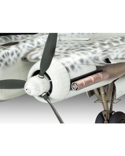 Сглобяем модел на военен самолет Revell Heinkel - He219 A-7/A-5/A-2 late UHU (04666) - 7