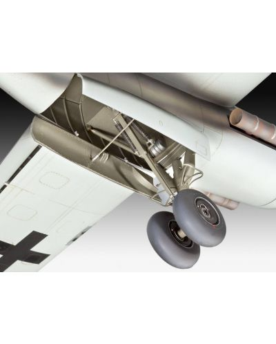 Сглобяем модел на военен самолет Revell Heinkel - He219 A-7/A-5/A-2 late UHU (04666) - 5