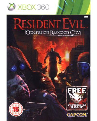 Resident Evil: Operation Raccoon City (Xbox 360) - 1