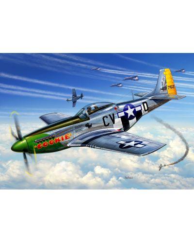 Сглобяем модел на военен самолет Revell - P-51D Mustang (04148) - 2